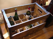 Crate Wine Rack